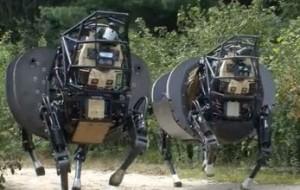 DARPA's Pack Mules